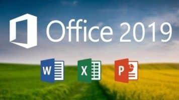 Microsoft annuncia la nuova release Office 2019