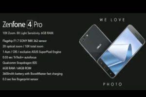 ASUS ZenFone 4 e Selfie Pro si aggiornano miglioramenti