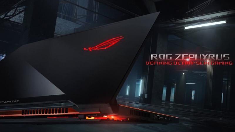 Asus ROG Zephyrus GX501VI-XS74 con GTX 1080