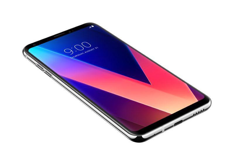 LG V30 presentato ufficialmente a IFA 2017