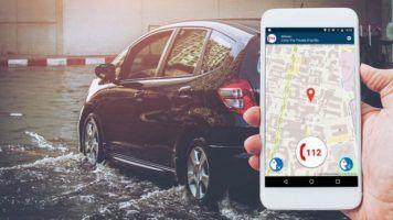 Le app di emergenza in casi di disastri naturale