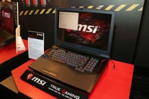MSI GT75VR Titan con Core i7-7820HK e GeForce GTX 1080