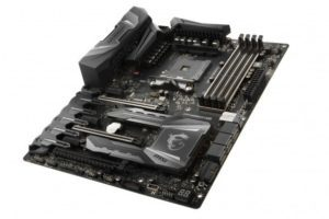 MSI X370 GAMING M7 ACK per CPU Ryzen