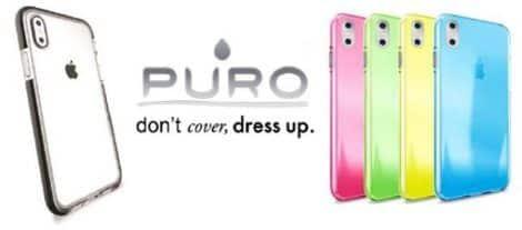 Presentata la nuova collezione di cover per iPhone 8
