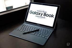 Samsung Galaxy Book il rivale di Surface Pro
