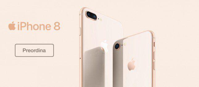 iPhone 8 e 8 Plus le offerte degli operatori