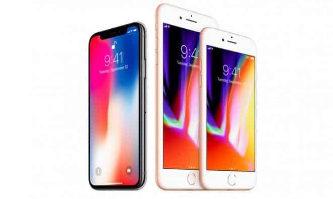 iPhone X iPhone 8 iPhone 8 Plus i prezzi Italia