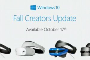 Microsoft Windows 10 Fall Creators Update online il 17 ottobre