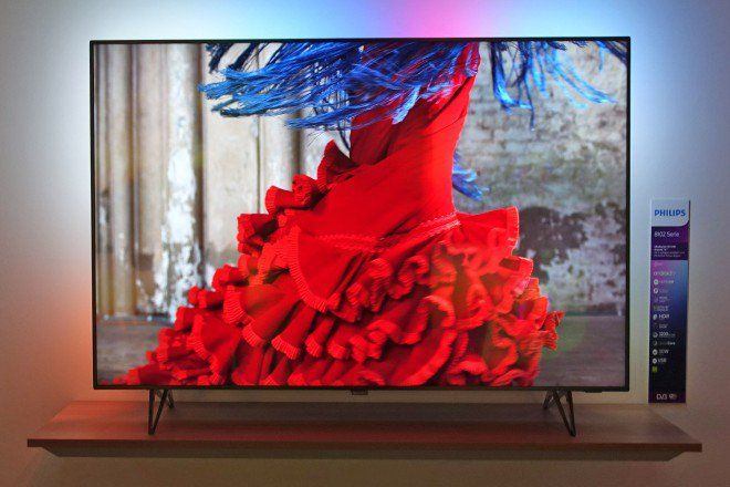 Philips 8102 Android TV LCD Ultra HD