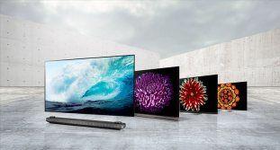 IFA 2017 presentati tutti i TV OLED extra sottili