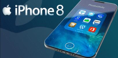 Il nuovo smartphone Apple IPhone 8 in vendita dal 22 settembre