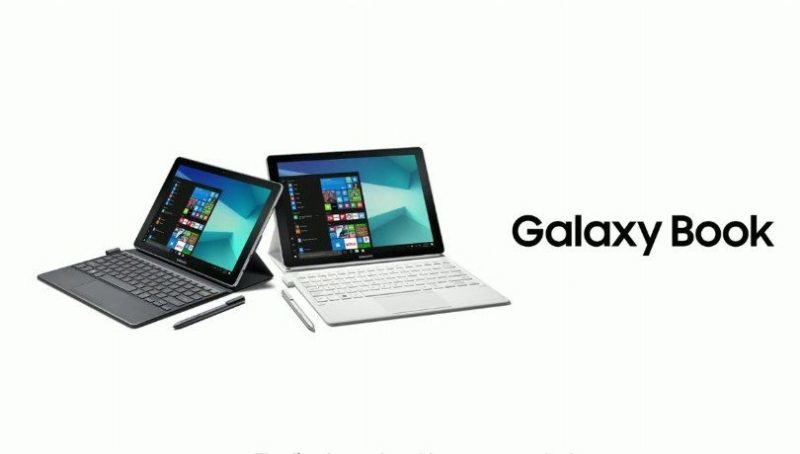 Samsung Galaxy Book 12 il rivale di Surface Pro
