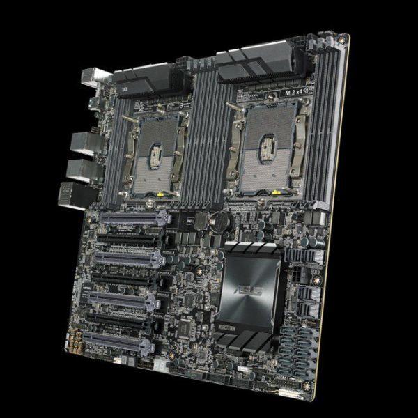 ASUS WS C621E SAGE scheda madre Dual-Xeon
