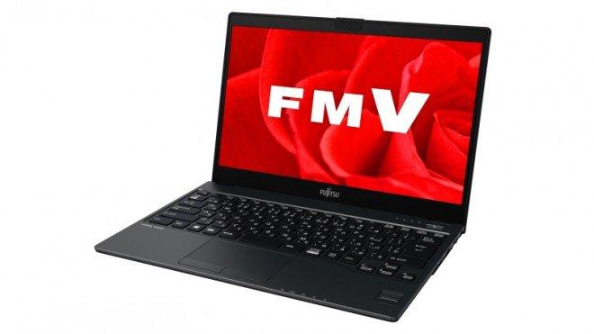 Fujitsu Lifebook UH gli ultrabook più leggeri al mondo