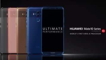 Huawei Mate 10 PRO caratteristiche prezzo data di uscita