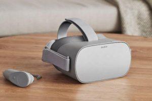 Oculus Go il visore VR low cost di Facebook