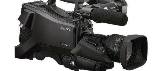 Sony presenta la telecamera HXC-FB80 e Controllo HXCU-FB80