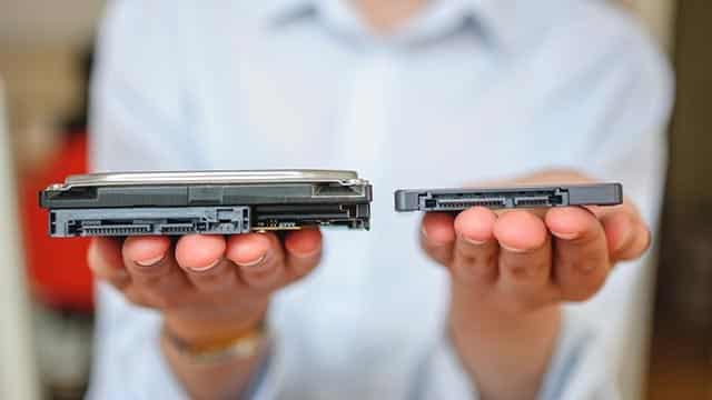 SSD la scelta primaria per ottimizzare un vecchio PC