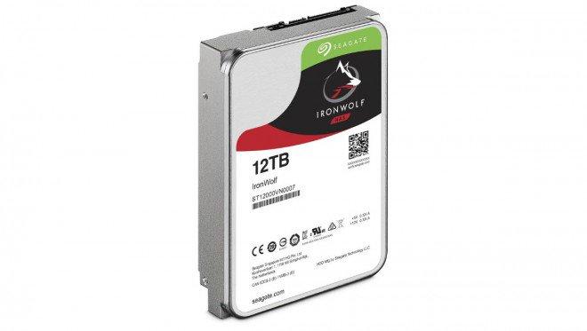 Seagate presenta i nuovi hard disk da 12TB