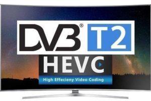 Il passaggio al DVB-T2 con HEVC previsto nel 2022