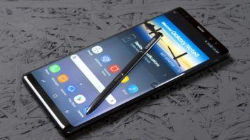 Nuovo Galaxy Note 9 punta sulla sicurezza informatica