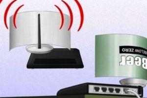 I fogli di alluminio possono migliorare il segnale wireless