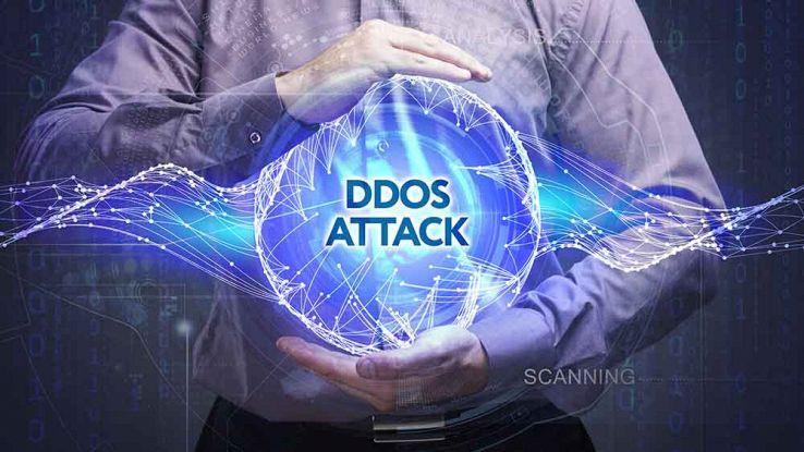 Attacchi DDoS in crescita a causa degli oggetti IoT