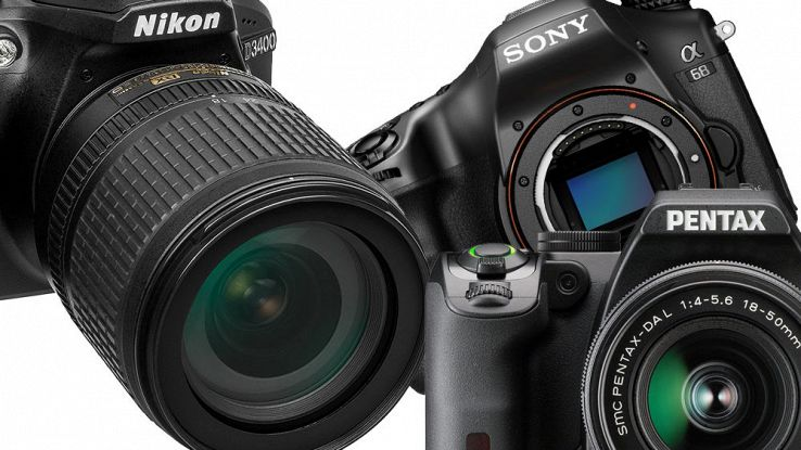 Le migliori fotocamere Reflex per non professionisti