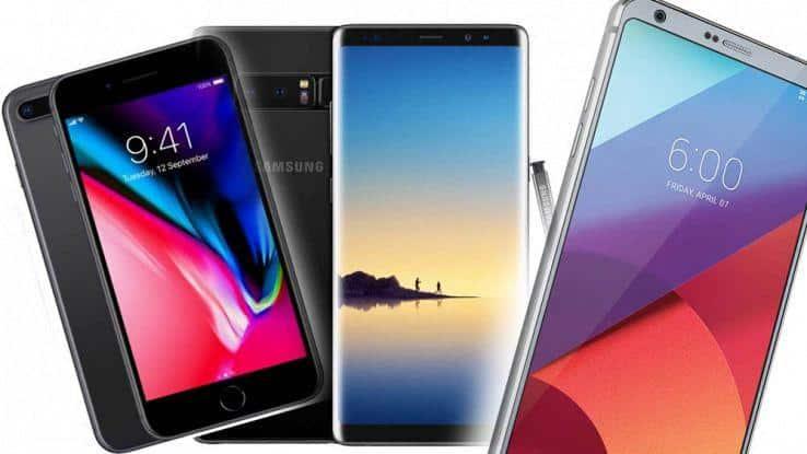 Classifica I cinque migliori smartphone del 2017