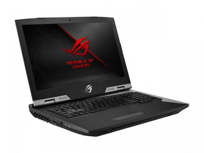 Notebook ASUS ROG G703 in USA a 3499 Dollari
