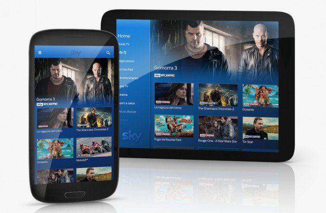 Sky Q novita ecosistema Sky che unisce satellite e streaming