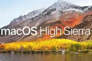 macOS High Sierra 10.13.2 beta 4 ora disponibile