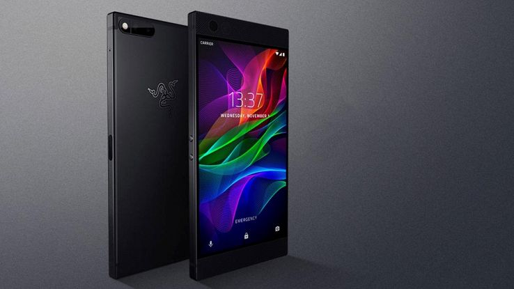 Razer Phone lo smartphone da gaming con 8GB di RAM