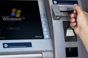 Violare un bancomat Basta premere Shift più volte