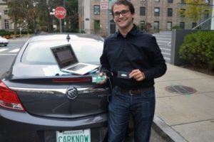 App che Registra i rumori dell auto trovando il guasto