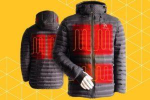 Giacche e pantaloni intelligenti per combattere il freddo