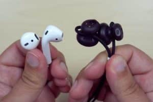 Google Pixel Buds VS Apple AirPods confronto