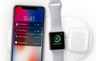 Apple ha presentato AirPower la sua base di ricarica wireless