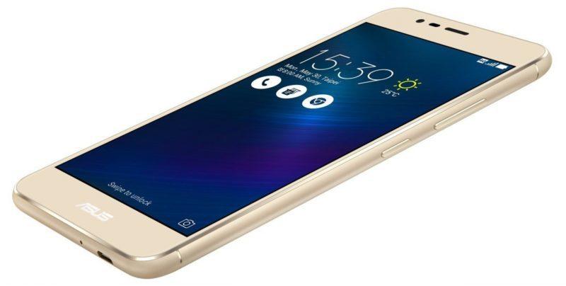 ASUS Zenfone 3 Max ZC553KL si aggiorna alla ZenUI 4
