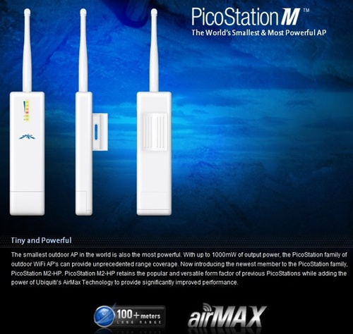 Come Configurare PicoStation e NanoStation come access point