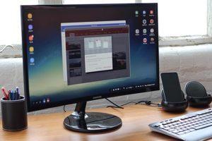Samsung DeX come funziona a cosa serve Ecco come funziona