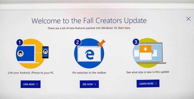 Windows 10 Fall Creators Update le nuove funzioni di sicurezza