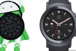 Android Wear gli smartwatch che riceveranno Android Oreo 8