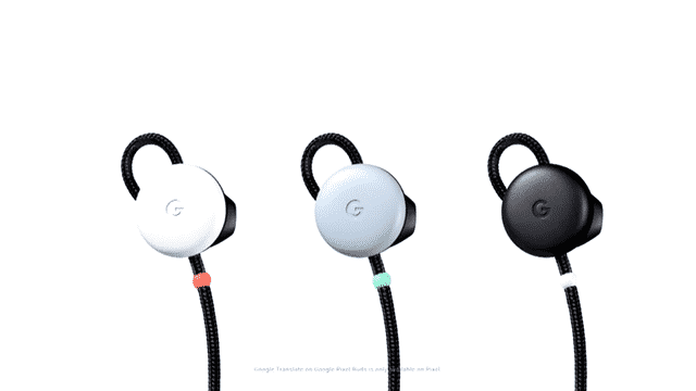Scheda tecnica Google Pixel Buds e Apple Airpods