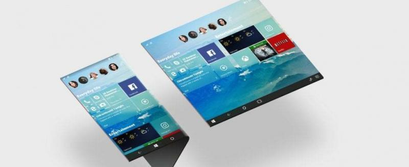 Microsoft telefono tablet e pc insieme Il Surface Phone