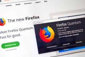 Firefox Quantum come importare i dati da altri browser