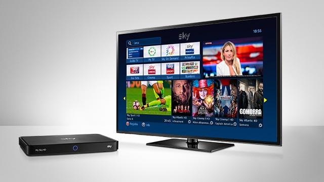 Sky Tutto streaming entro fine anno addio parabola