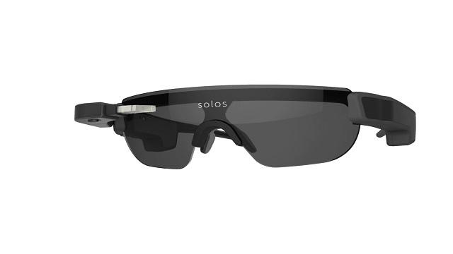 Solos smart glasses per chi corre e ama la bicicletta