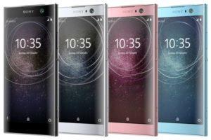 Sony Xperia XA2 XA2 Ultra e L2 ufficiali al CES 2018