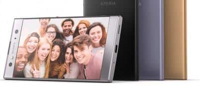 Sony Xperia XA2 XA2 Ultra L2 ufficiali al CES 2018